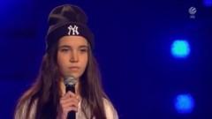 Gjermani, juria ngrihet në këmbë për shqiptaren (VIDEO)
